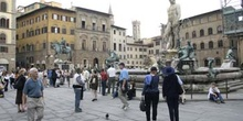 Fuente de Plaza de la Señoría, Florencia