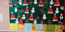 CHRISTMAS DECORATIONS 3rd PRIMARY