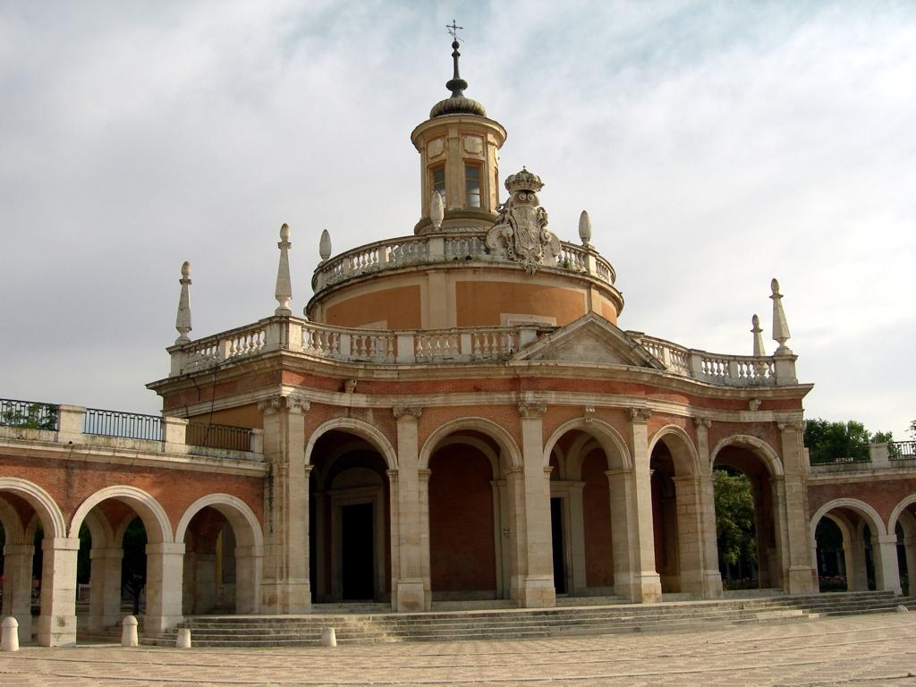 Real Capilla de San Antonio, Aranjuez