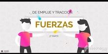 PRIMARIA - 4º - FUERZAS TERCERA PARTE - CIENCIAS NATURALES - FORMACIÓN