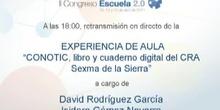 CoNoTic libro y cuaderno digital de CRA Sexma de la Sierra