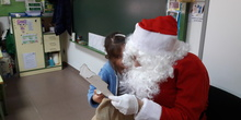 Santa Claus comes to School 6