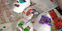Máscaras de escayola 5