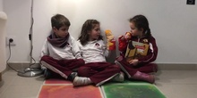 INFANTIL - 5AÑOS A - CUENTO CAPERUCITA ROJA- ANIMACIÓN A LA LECTURA