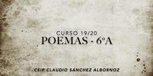 POEMAS 6ºA - Curso 19/20
