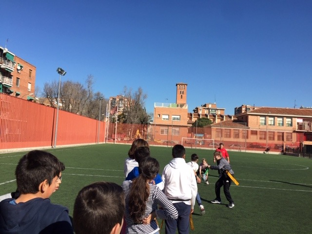 MAÑANAS ACTIVAS. Polideportivo San Vicente de Paul 1. Boxeo, Rugby, Padel y Hockey 14