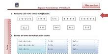 Ficha de repaso Matemáticas 3º