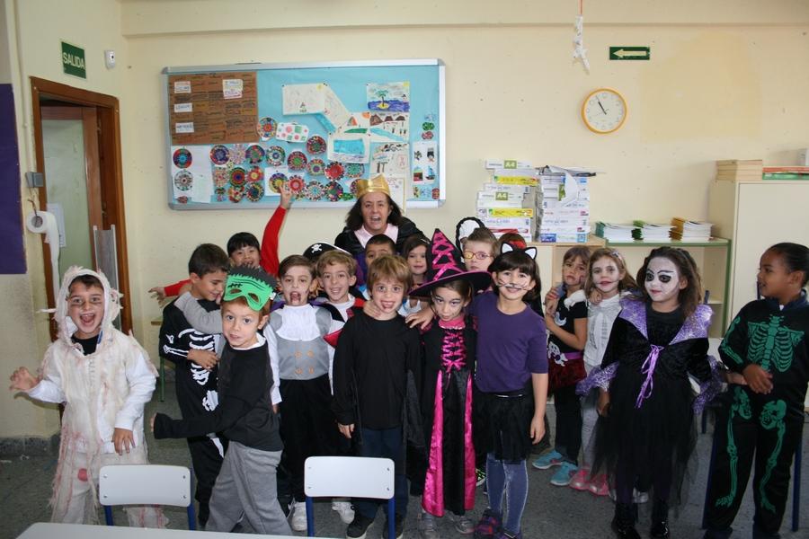 2016_10_Infantil, Primero y Segundo de Primaria_Celebrando Halloween 12
