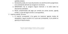 Instrucciones matriculación Curso 21/22