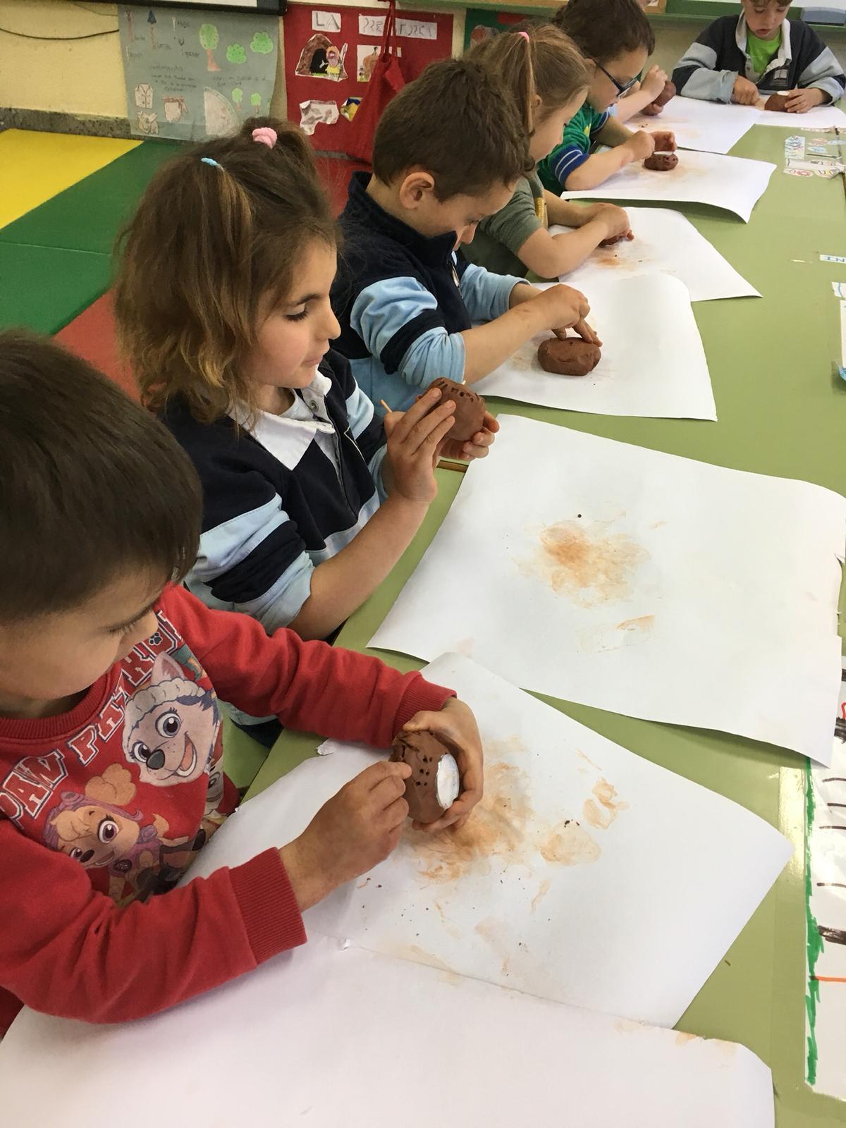 2019_03_15_Infantil 4B descubre la pintura rupestre_CEIP FDLR_Las Rozas 5