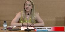 Jornada EducaMadrid-MAX - Discurso de apertura a cargo de Dª Nadia Álvarez Padilla