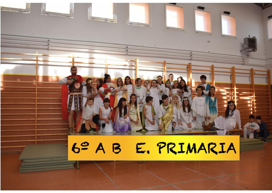 Carnaval 2019 E. Primaria Ceip Ágora de Brunete 9