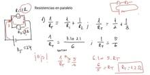 ESO-2º-ELECTRICIDAD 5 RESISTENCIAS EN PARALELO Y EJERCICIOS-TPR-FORMACIÓN