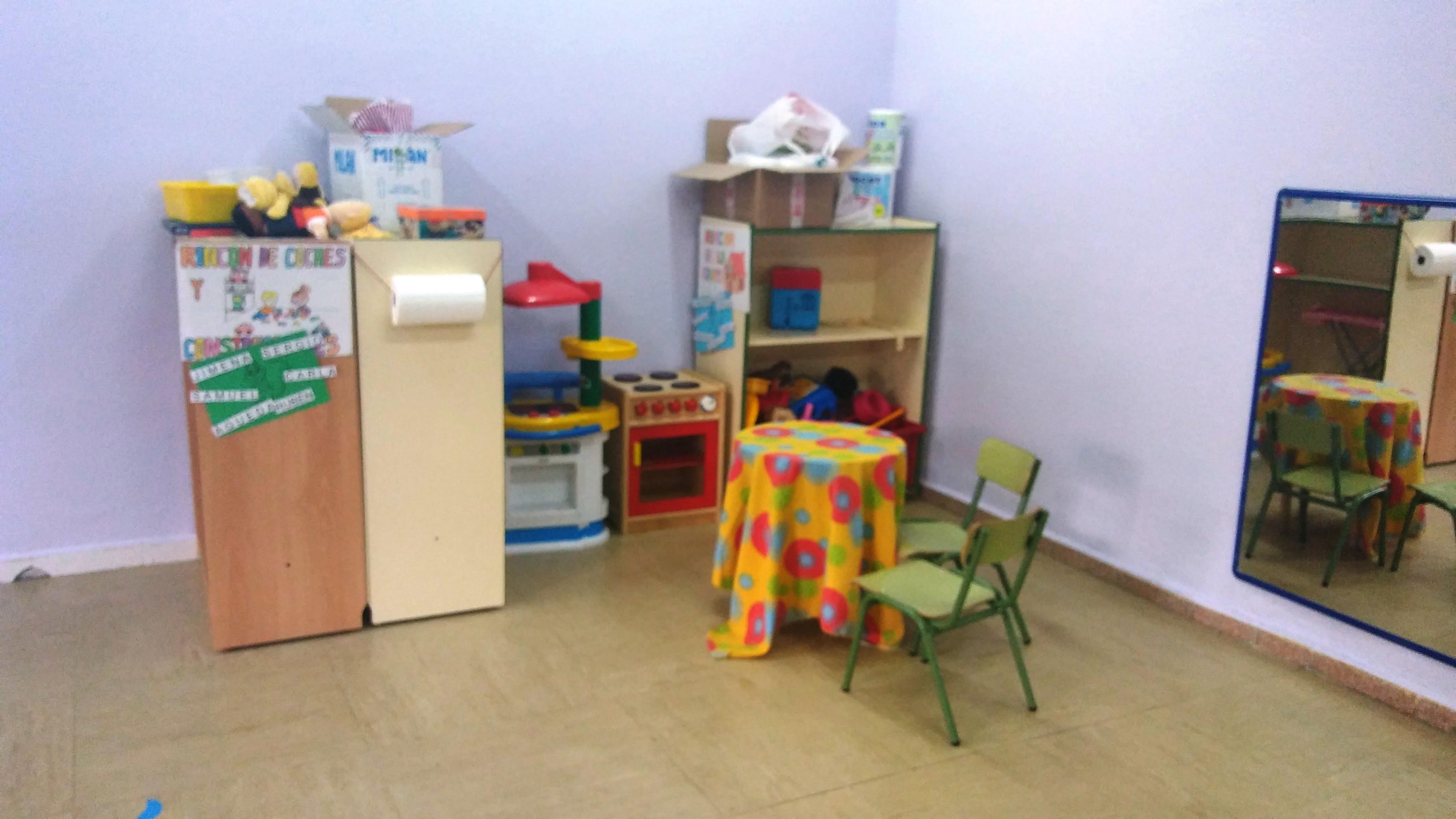 Aulas de Infantil 6