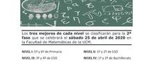 Concurso Primavera de Matematicas_CEIP FDLR_Las Rozas