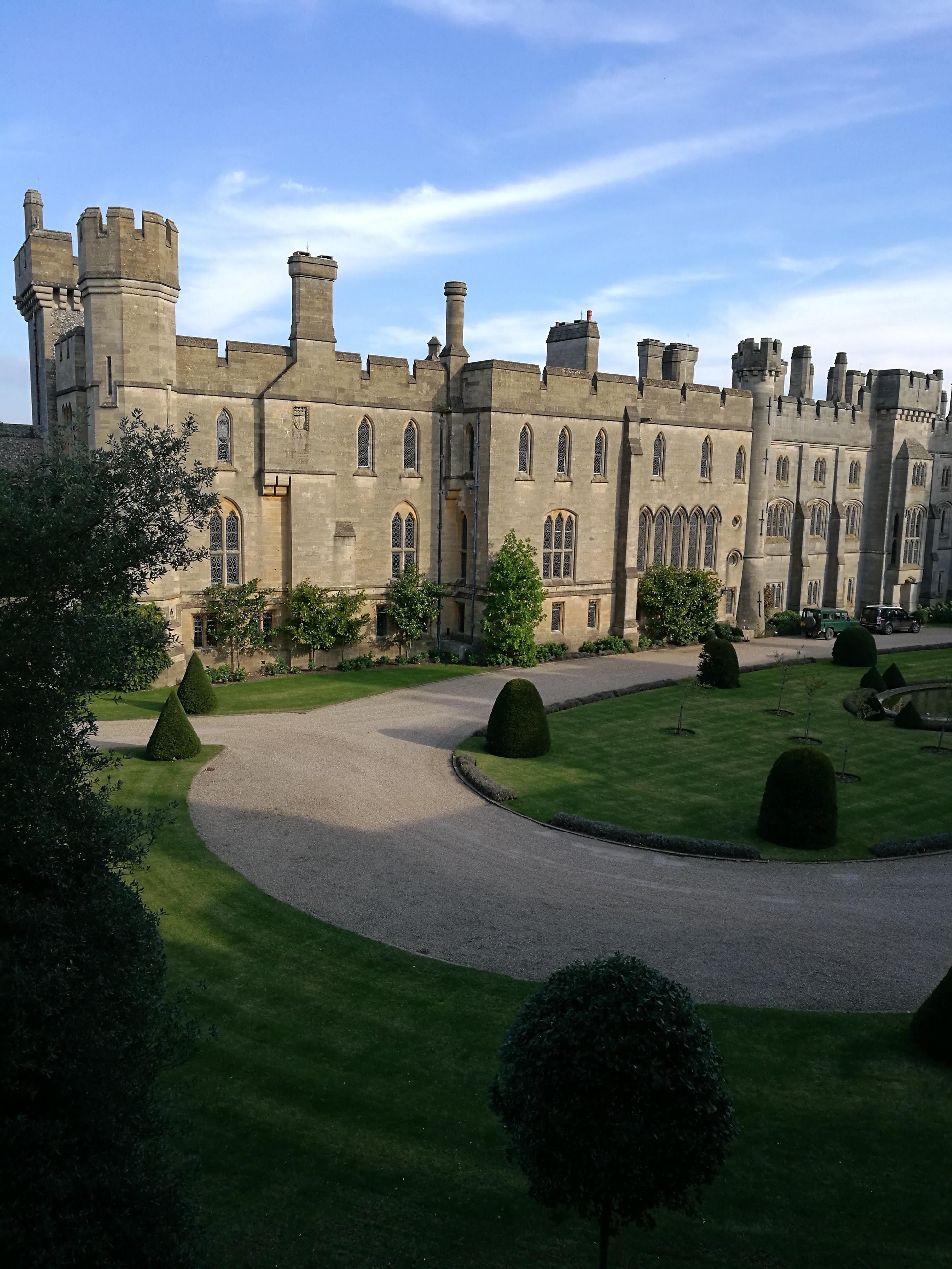 castillo inglés
