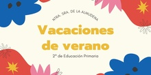 2º Ed. Primaria - Semana Cultural 2020-21