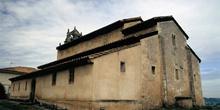 ábside de la iglesia de San Salvador de Priesca, Villaviciosa, P