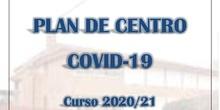 PLAN DE CONTINGENCIA COVID CEIP CONCEPCIÓN GARCÍA ROBLES (VILLACONEJOS)