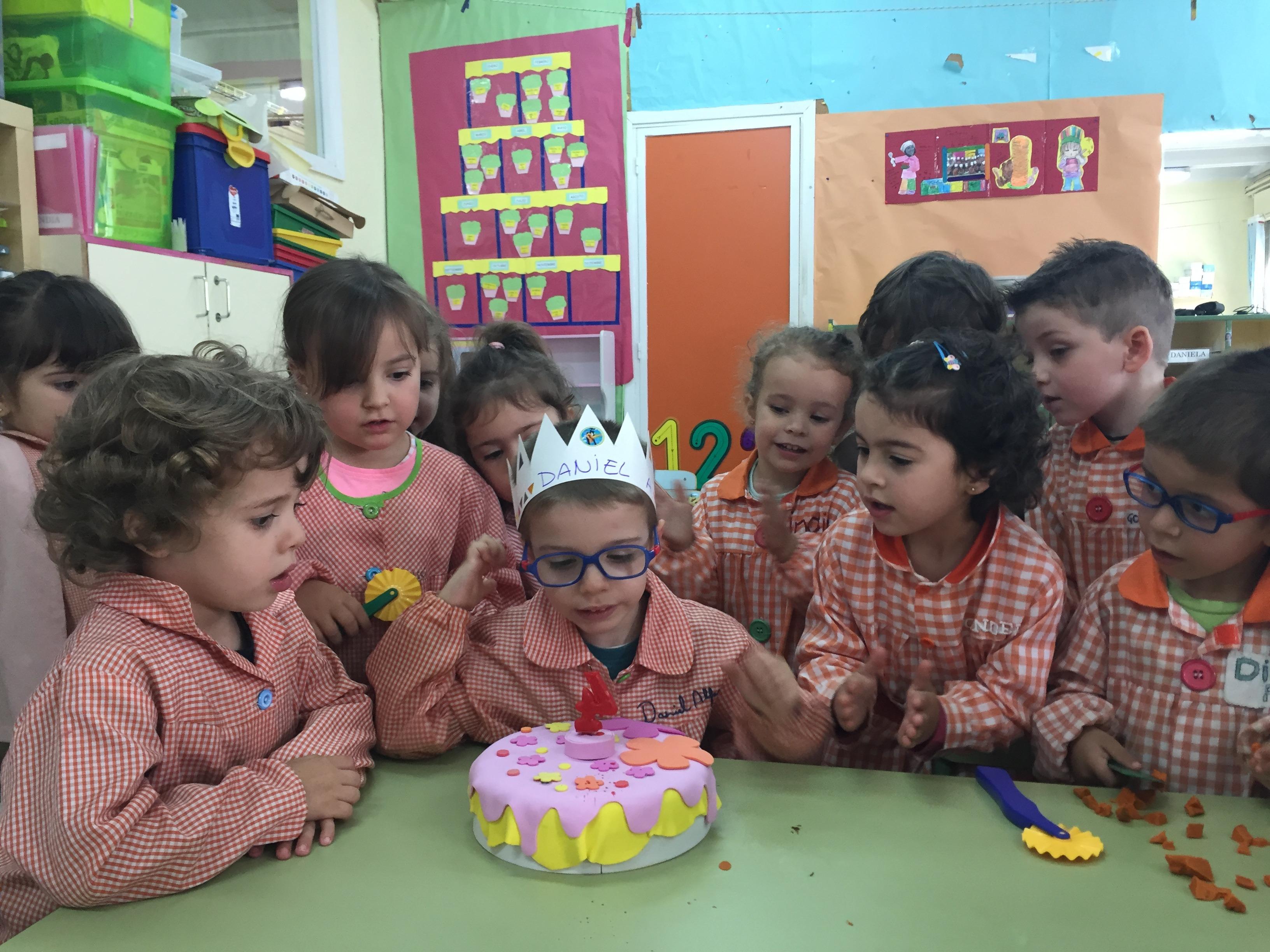Cumpleaños Daniel Alfaro 1