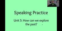 Unit 5: Speaking Practise