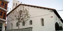 Frontal de iglesia en Villavieja del Lozoya