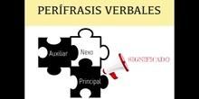 SECUNDARIA 4 - PERÍFRASIS VERBALES - LENGUA Y LITERATURA - ALBA GUILLÉN - FORMACIÓN