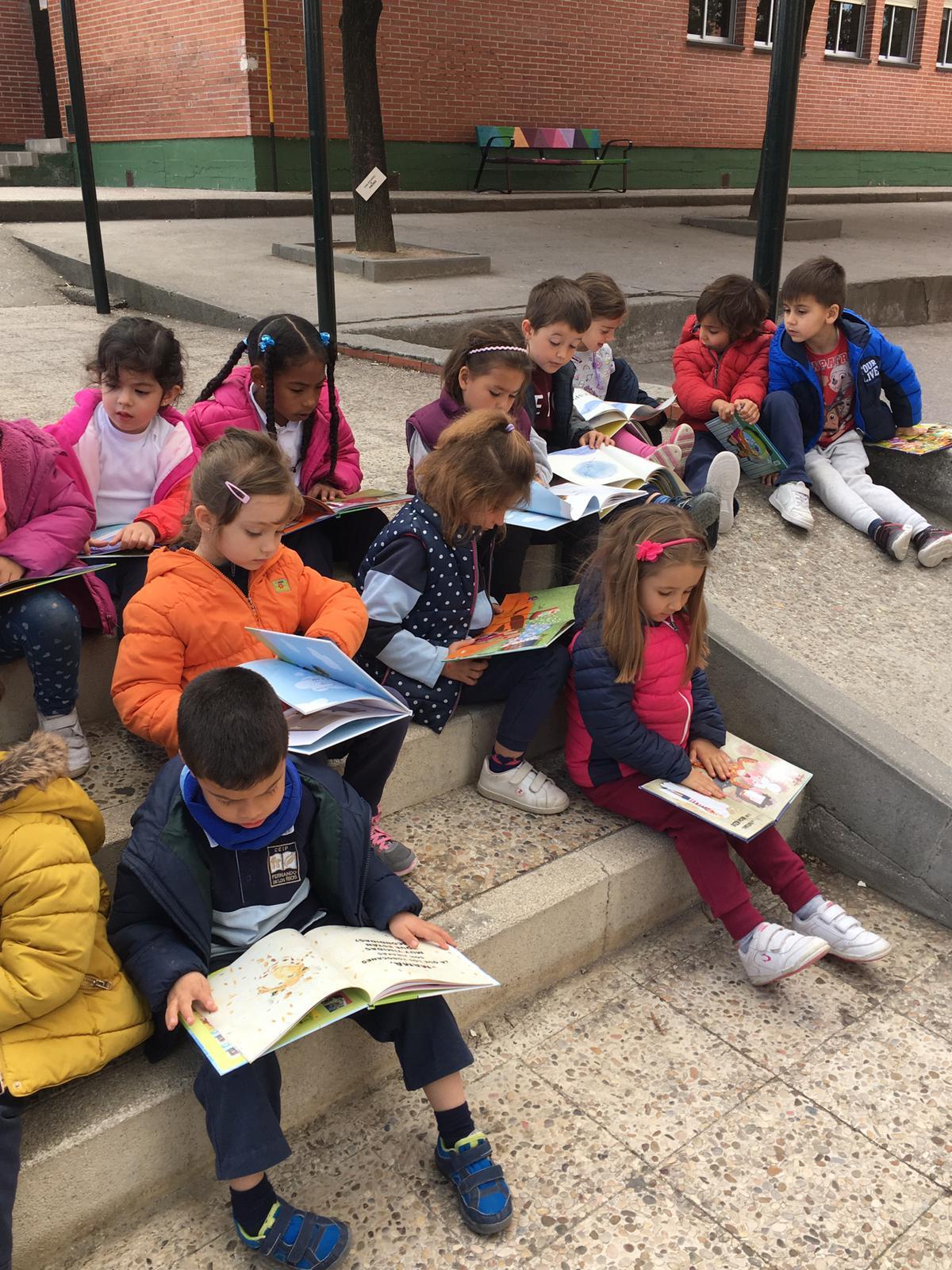 2019_04_03_Infantil 4B en la miniferia_CEIP FDLR_Las Rozas  3