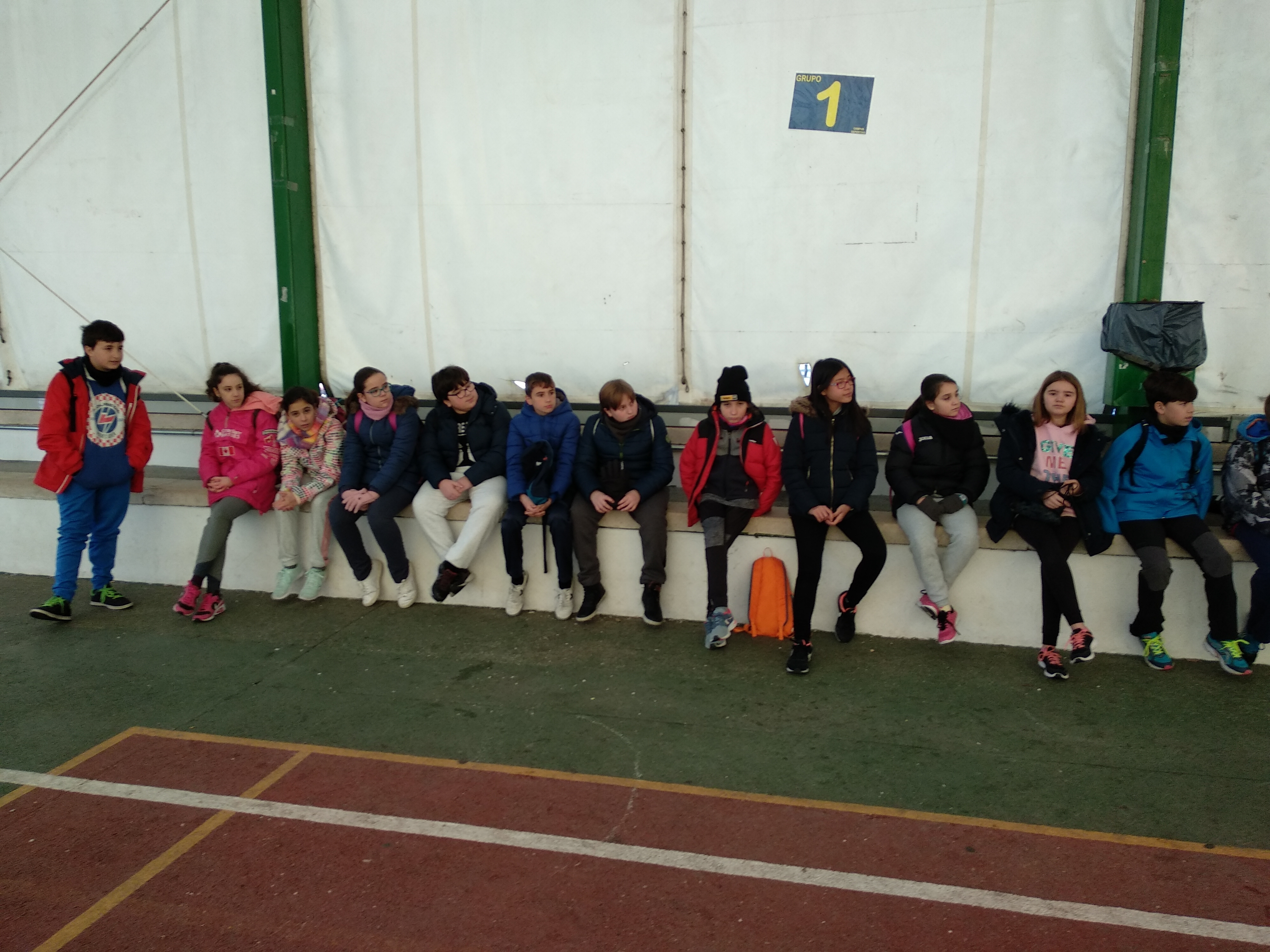 Multideporte en la ciudad deportiva Puerta de Hierro 4