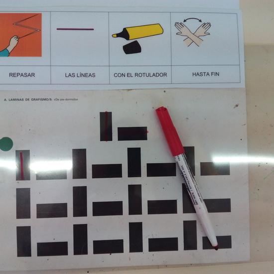 Seminario:material manipulativo para infantil y primaria adaptado a alumnos con T.E.A. 60