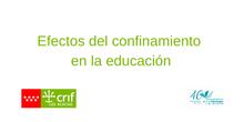 Efectos del Confinamiento en la Educación