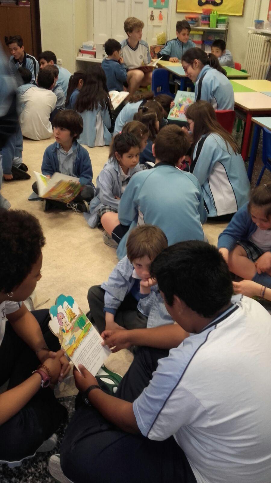 Día del libro curso 2017-18 36