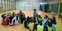 Convivencia en Educación física 15