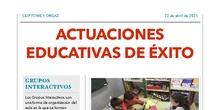 Actividades Educativas de Éxito en el TyO