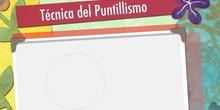 TÉCNICA DEL PUNTILLISMO