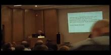 Curso en LA REAL ACADEMIA DE BELLAS ARTES DE SAN FERNANDO. 2ª Conferencia D. Victor Nieto Alcaide
