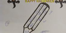 Actividad Halloween