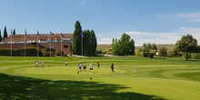Golf en colegios 2