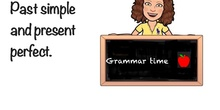 PRIMARIA 5º - INGLÉS - TIME WORDS AND PRESENT PERFECT