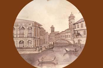 La cabeza de los reyes: Venecia desde la cámara