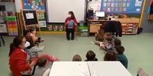 """CURSO LAS ACACIAS """"Cuentos y lectura en la primera infancia""""."""