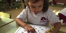INFANTIL - 3-4 AÑOS A - MOMENTOS COMPARTIDOS - ACTIVIDADES