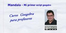 Mandala (script geogebra)