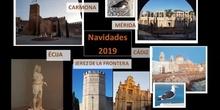 Carmona- Jerez de la frontera -Cádiz Navidades 2019