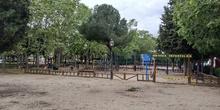La pandemia en los parques infantiles 15