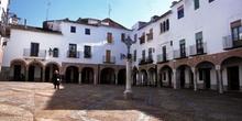 Plaza Chica - Zafra, Badajoz