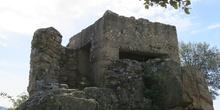 Fortificaciones de la Guerra Civil en Piñuecar-Gandullas (Frente Nacional) 2