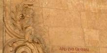 Fachada Archivo General de la Guerra Civil Española, Salamanca,