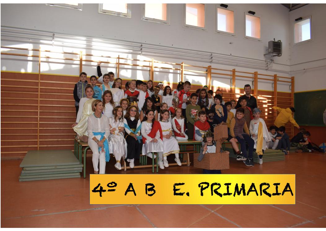 Carnaval 2019 E. Primaria Ceip Ágora de Brunete 10