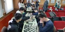 2º Torneo Ajedrez Intercentros Satafi 15